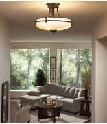 Ceiling Lights For Living Room by Living Room With Berkeley Semi Flush Ceiling Light Home Interiors