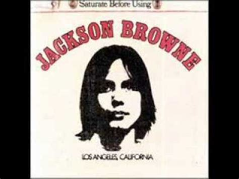 Jackson Browne Doctor