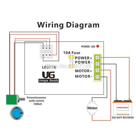 wiring a potentiometer for motor 32 wiring diagram