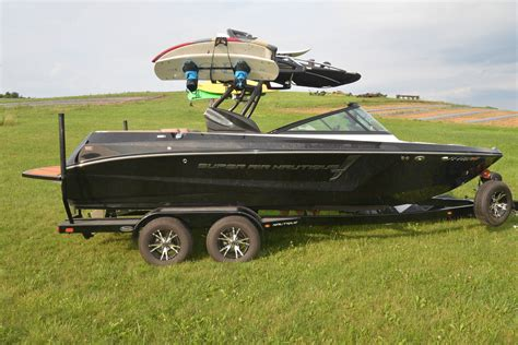 Nautique Boats For Sale Europe by Correct Craft Air Nautique 210 Boat For Sale From Usa