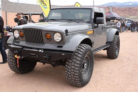 Jeep M715 Concept by Jeep Nukizer Concept Vehicle Awesome Jeeps