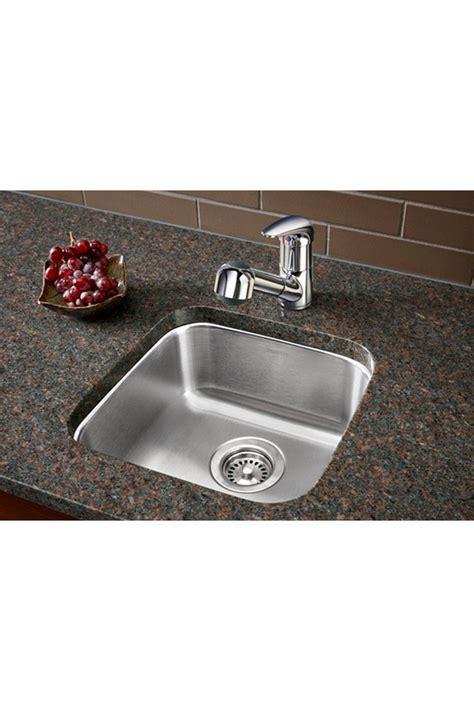 Blanco Single Bowl Undermount Bar Sink for the peninsula