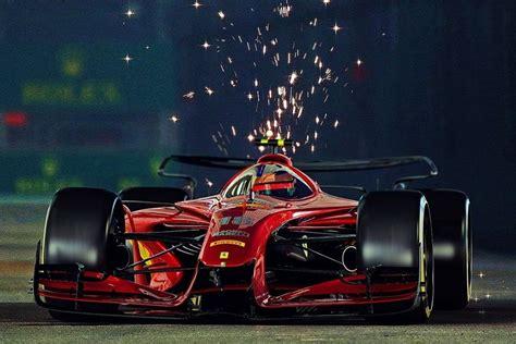 Hat mercedes bei den formel 1 testfahrten 2021 bislang nur geblufft? Formula 1: 2021 concept car leaked onto social media ...