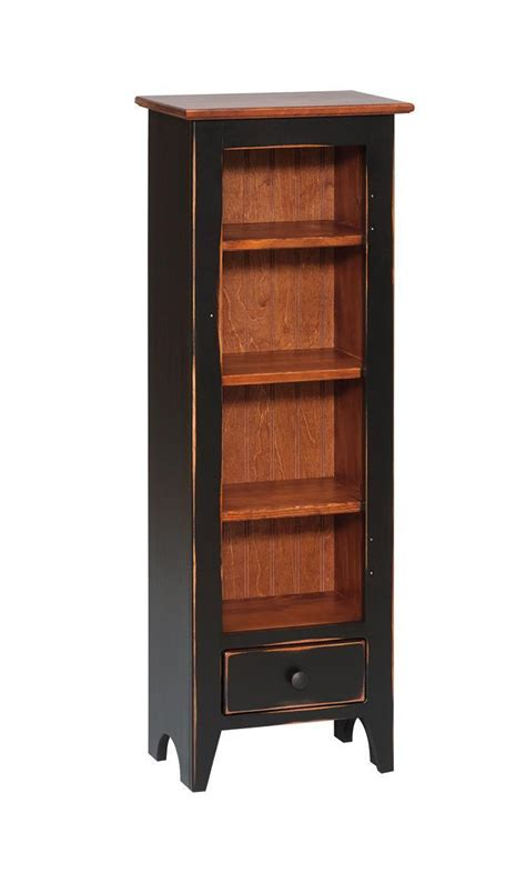 solid pine wood chimney cupboard  dutchcrafters amish