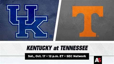 Kentucky vs. Tennessee Football Prediction and Preview ...