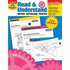 Read & Understand With Leveled Texts This Is The Perfect Classroom Resource To Strengthen