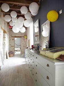 decoration couloir 25 idees geniales a decouvrir With deco entree de maison 13 vert deco de la peinture verte pour decorer son