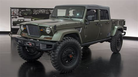 2018 Jeep Truck Review  United Cars  United Cars
