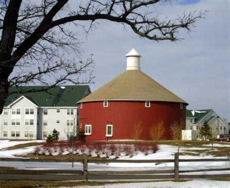 Round Barn In Anoka, Mn