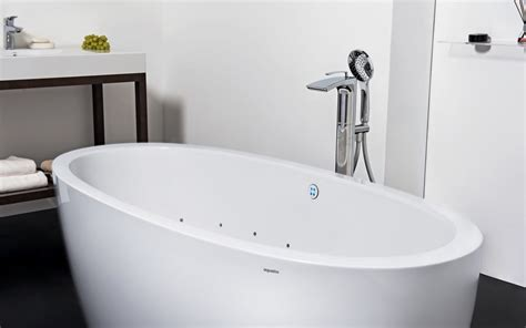 aquatica purescape  wht relax air massage bathtub