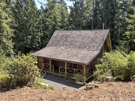 cabins in washington 960 sq ft log cabin in washington state