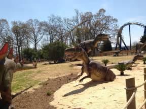 Carowinds Dinosaurs Alive