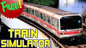 Train Drivig Simulation Game ONLINE PC HD - YouTube
