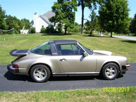 1986 porsche targa for sale find used 1986 porsche 911 targa excellent condition in