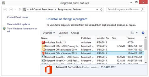 Office Version Numbers by How To Find Your Microsoft Office Version Details