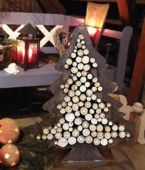 Deko Baum Metall Weihnachten by Deko Tannenbaum Christbaum Metall Stahl Rost Rost Deko