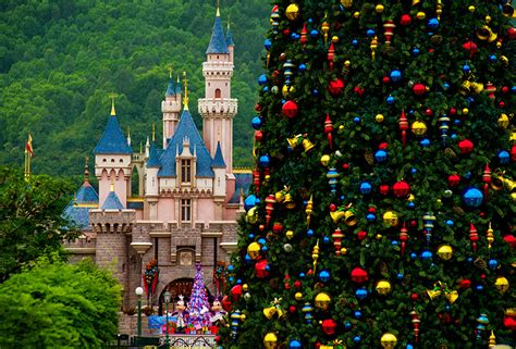 disney world christmas trees christmas trees at disney parks disney parks 2957