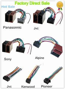 Iso Harness Car Gps Dvd Player Video Wiring Harness
