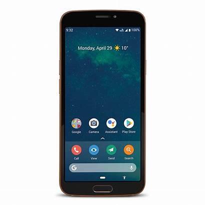 Doro Smartphone Senioren Graphit Internetzugang Darstellung Fernwartung