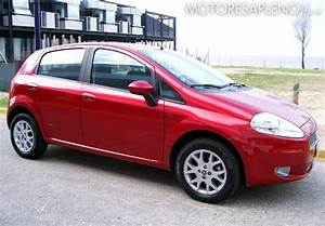 Fiat Punto 1 4 Elx  Su Logrado Dise U00f1o  Confort Y