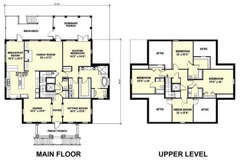 southern home floor plans southern house plans the characteristics of living style