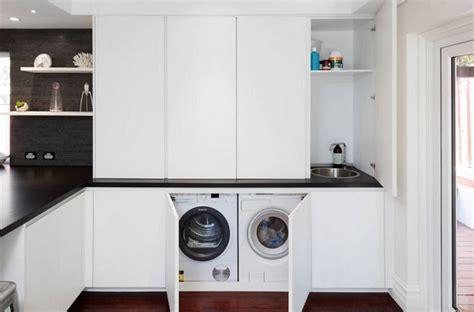 lavanderias  casas de estilo contemporaneo
