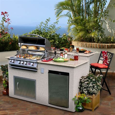 outdoor bbq kitchen ideas cheap outdoor kitchen ideas hgtv design small home and