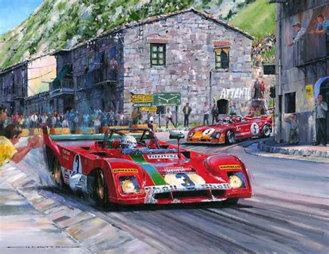 In stock add to compare. Automobilkunst : Watts, Nicholas : Targa Florio 1972