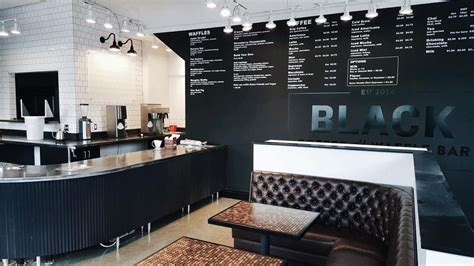 The plys switched to dogwood coffee when they reopened and added an exclusive blend of chai — sweet and spicy, with plenty of nutmeg and anise. Black Coffee & Waffle Bar Softly Opens St. Paul Location ...