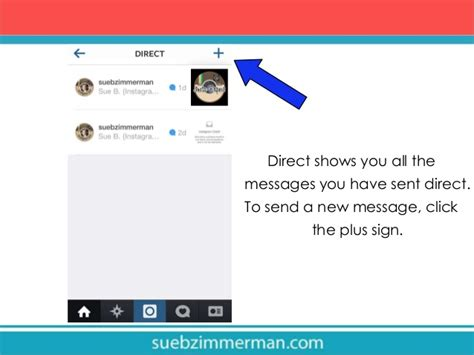 How To Direct Message On Instagram With Pictures Wikihow
