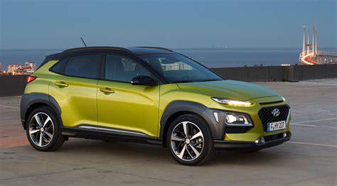 Daihatsu Suv by New Hyundai Kona Suv To Get Ev Version 2018 Debut