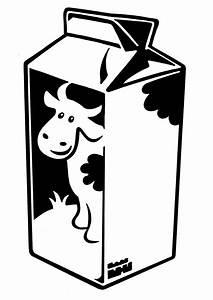 Milk Cartoon Drawing