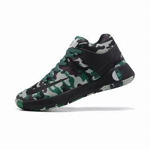 Nike Kevin Durant Trey 5 Green Camo Men 011