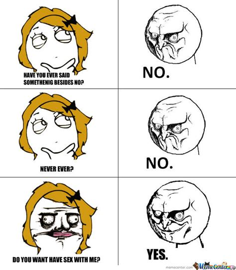 No Guy Meme - no guy says yes by vemes meme center