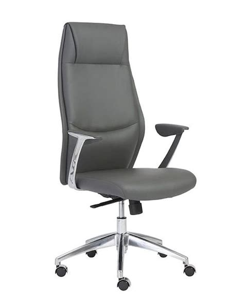 style contemporary high back office chair crosby eu 00472