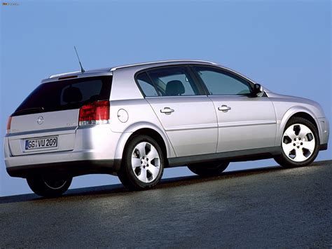 2003 Opel Signum 18 Related Infomationspecifications