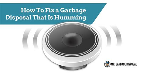 how to fix sink disposal how to fix a garbage disposal that is humming mr
