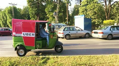 Uberauto Launched In Rawalpindi