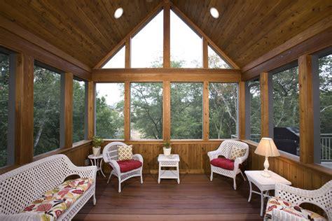 three season room furniture porch rustic with ipe ipe