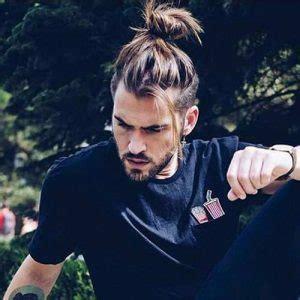 peinados estilos samurai