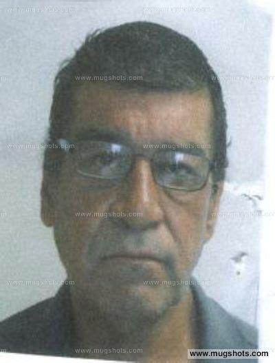 John Phillips Mugshot Arrest Passaic
