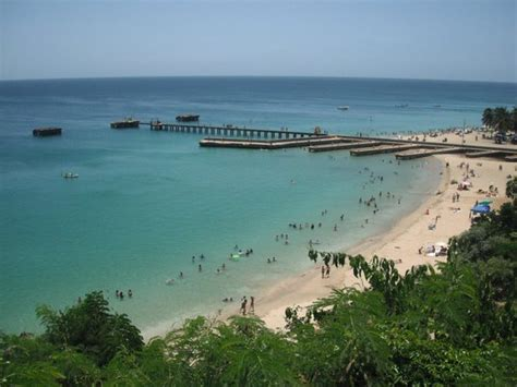 Crash Boat Antes Y Despues De Maria by Crash Boat Pier Picture Of Crashboat Beach Aguadilla
