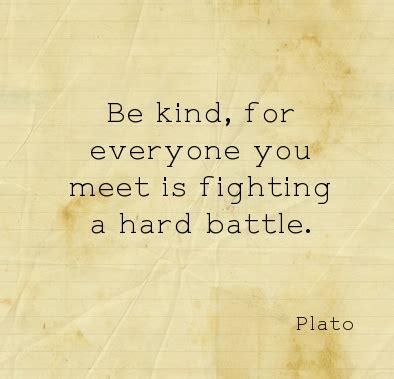 plato quotes  kindness quotesgram