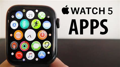 apple apps series app list complete watches iphone phone