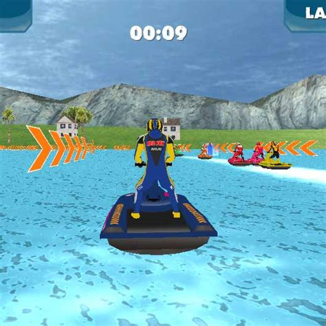 Water Scooter Game by Water Scooter Mania