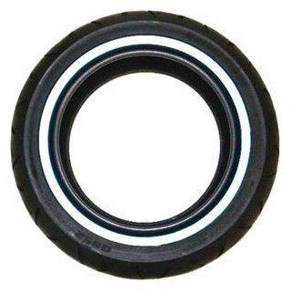 170 80h 15 dunlop k555 wide white wall rear tire 401998 on