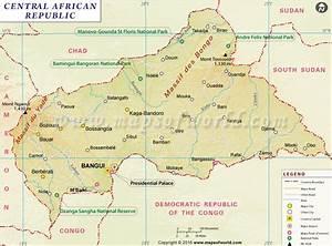 Ubangi River Map | www.pixshark.com - Images Galleries ...
