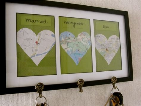 Lovely First Wedding Anniversary Paper Gift Ideas For Her