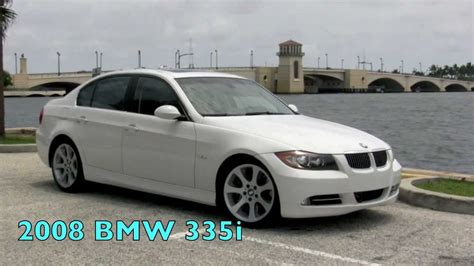 bmw  white sedanmov youtube