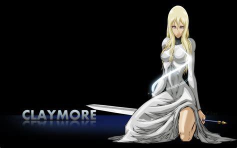 Claymore Anime Wallpaper - claymore wallpapers wallpapersafari